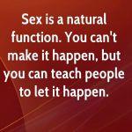 sexisnatural