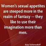 fantasy, sexual fantasy