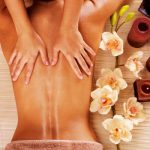 massage, rub down