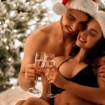 Christmas romance, making time for sex, pre planned sex